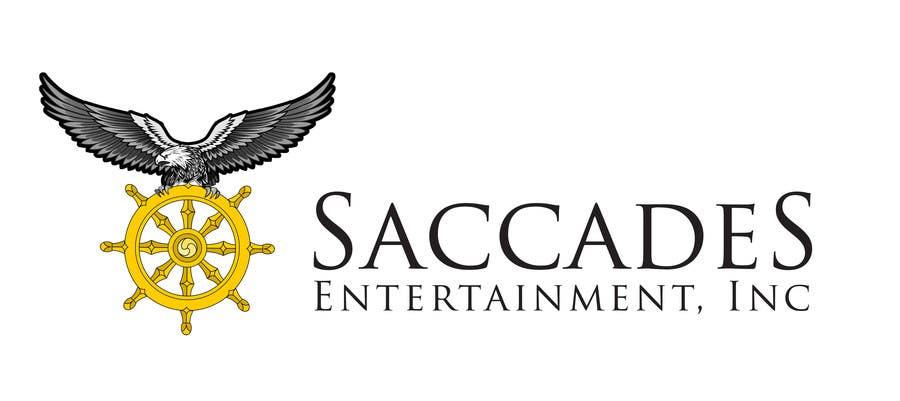 Bài tham dự cuộc thi #7 cho Design a Logo for Saccades Entertainment, Inc.