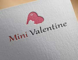 #45 for Design a Logo for Mini Valentine af Junaidy88