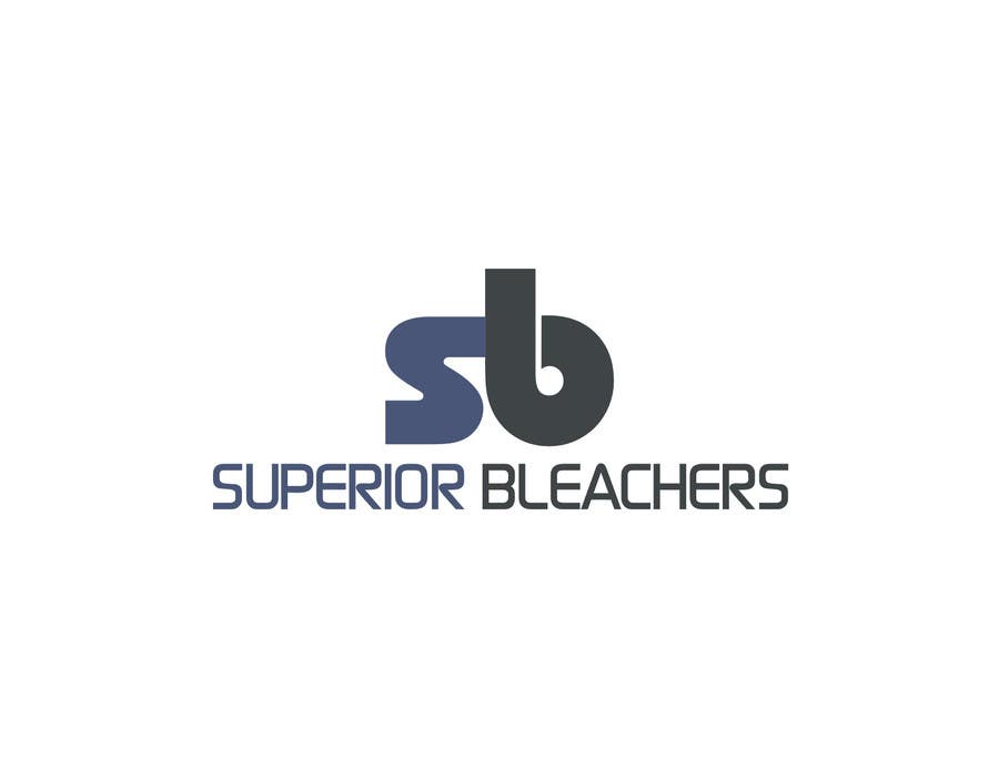 Penyertaan Peraduan #23 untuk Design a Logo for Superior Bleachers