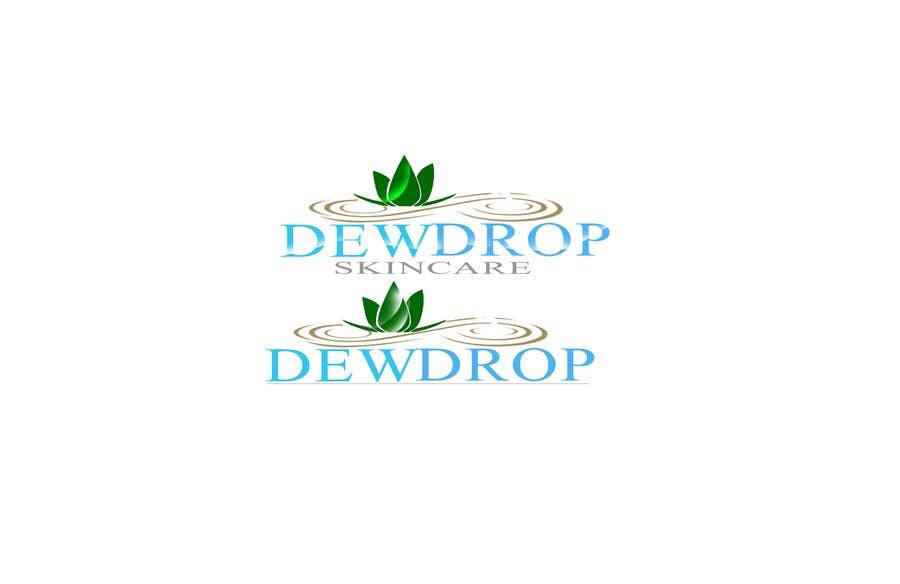 Kilpailutyö #61 kilpailussa Design a Logo for DewDrop SkinCare