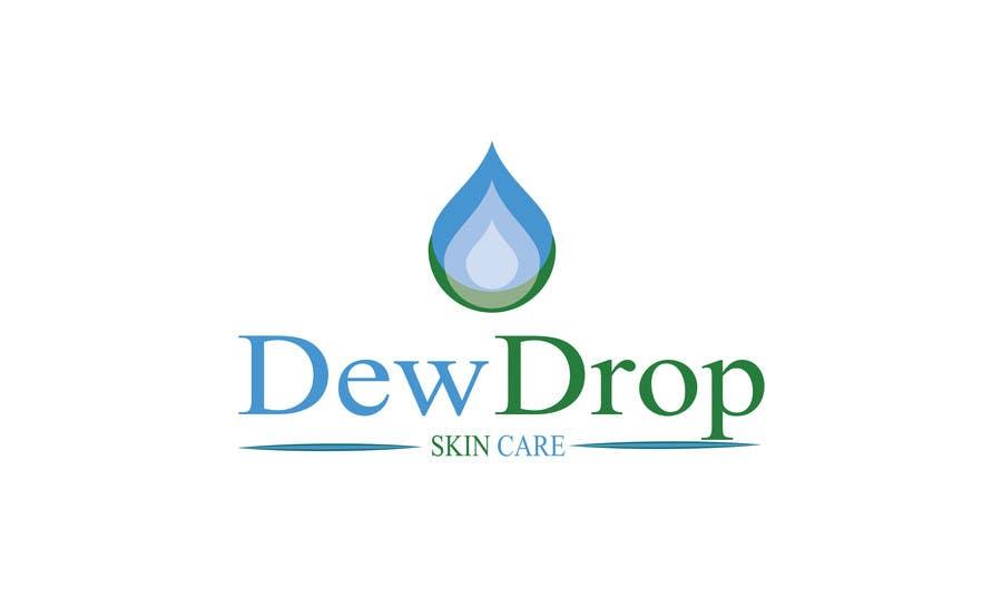 Kilpailutyö #211 kilpailussa Design a Logo for DewDrop SkinCare