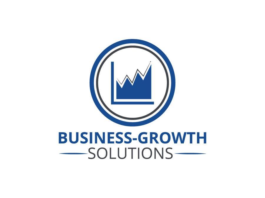 Kilpailutyö #54 kilpailussa Design a Logo for business-growth.solutions