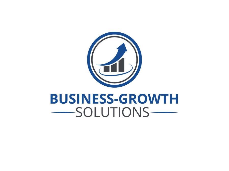 Kilpailutyö #56 kilpailussa Design a Logo for business-growth.solutions