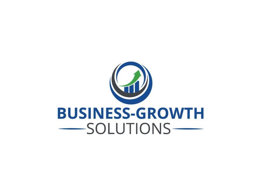 Kilpailutyö #57 kilpailussa Design a Logo for business-growth.solutions