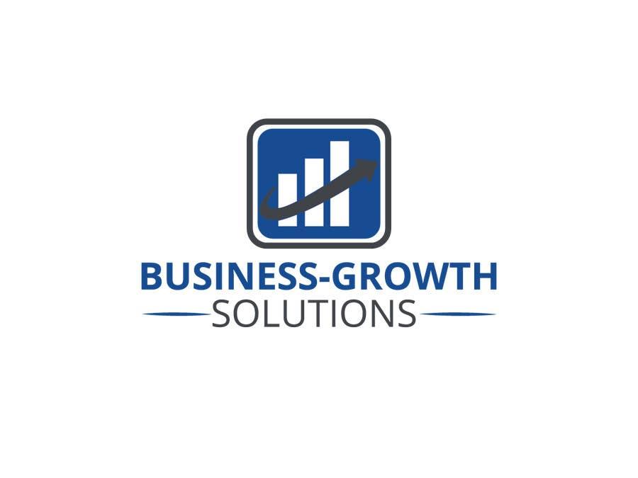 Kilpailutyö #63 kilpailussa Design a Logo for business-growth.solutions