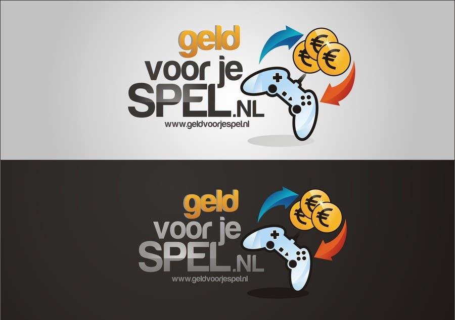 Penyertaan Peraduan #65 untuk Design a Logo for our new game trade-in website Geld voor je Spel