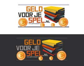 nº 74 pour Design a Logo for our new game trade-in website Geld voor je Spel par nemesandras