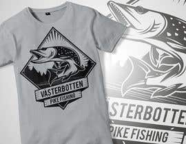 #19 untuk Design a T-Shirt for outdoor/fishing apparel company oleh nitabe