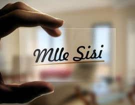 """Naumovski tarafından Design a Logo for """" Mlle Sisi"""" için no 20"""