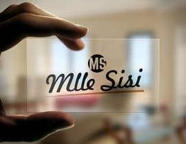 """Naumovski tarafından Design a Logo for """" Mlle Sisi"""" için no 22"""