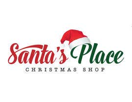#9 para Design a Logo for  Santa's Place on the Peninsula por Zsuska