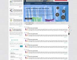 #20 cho Redesign some are of our main page bởi yoyojorjor