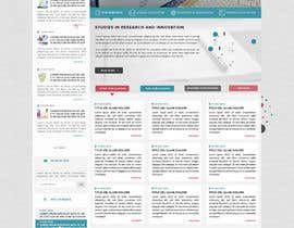 #5 cho Redesign some are of our main page bởi startagency