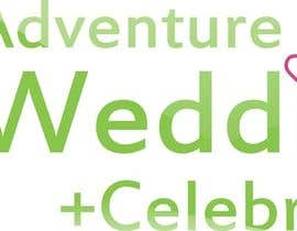 #19 cho Design a Logo for Adventure Weddings bởi LuchianTeodor