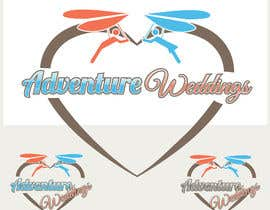 maygan tarafından Design a Logo for Adventure Weddings için no 16