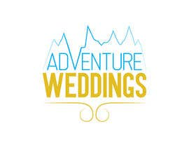 #31 untuk Design a Logo for Adventure Weddings oleh CameronSchilling