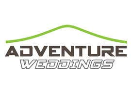#14 untuk Design a Logo for Adventure Weddings oleh estebanmuniz