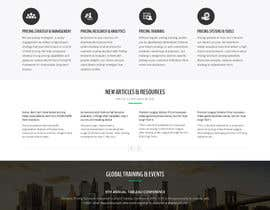 #13 untuk Design a Wordpress Mockup for website oleh massoftware