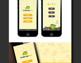 #23 para Design an App Mockup for Mobile Puzzle Game por Decafe