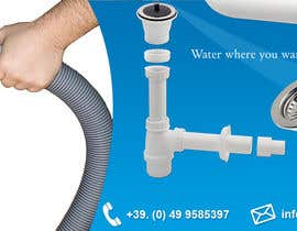 #19 para Poster Design for a Distributor of Plumbing products de arbfinance