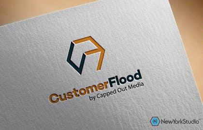 #421 for Design a Logo for Customer Flood by Capped Out Media af SergiuDorin