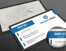 Vishwa94 tarafından Design some Business Cards for Auto Repair Shop için no 12