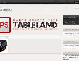 #13 untuk Design a Logo / Banner for Tableland Parts Specialists oleh KhaledAlbarawy