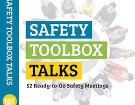 #20 untuk Book cover design for Safety Training Guide oleh nikolaipurpura