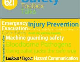 #1 for Book cover design for Safety Training Guide af SkinnyDesigner