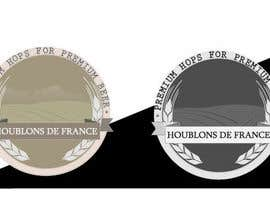 #3 for Logo pour Houblons de France af GimLo