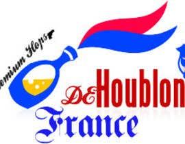 #10 cho Logo pour Houblons de France bởi You12ssef