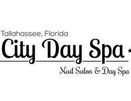 "#3 for Create a badge style logo for ""City Day Spa"" using template file af MindbenderMK"