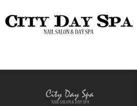 "#7 for Create a badge style logo for ""City Day Spa"" using template file af MrEV"