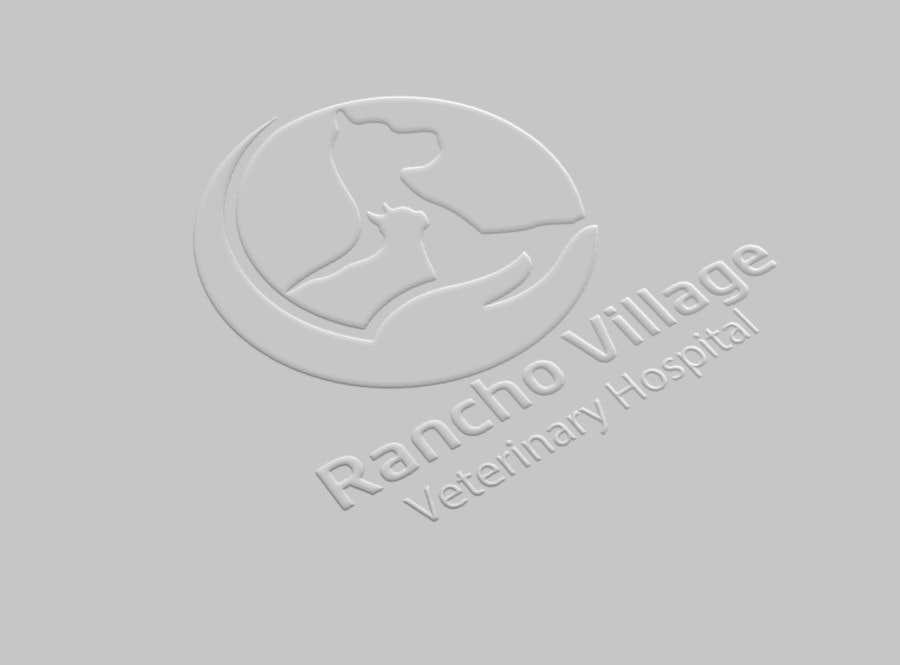 Konkurrenceindlæg #19 for Design a Logo for Rancho Village Veterinary Hospital