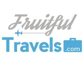 #66 for Design a Logo for my Blog FruitfulTravels.com by SantiagoGlz