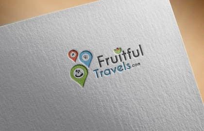#53 for Design a Logo for my Blog FruitfulTravels.com af adityapathania