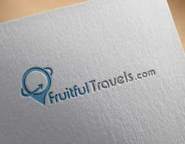 #55 for Design a Logo for my Blog FruitfulTravels.com af huykhanh95