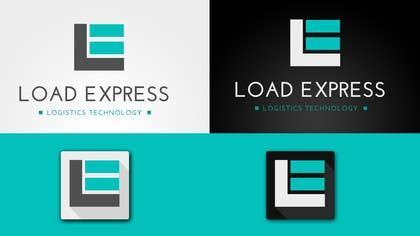 Nro 134 kilpailuun Design a Logo for Load Express käyttäjältä picitimici