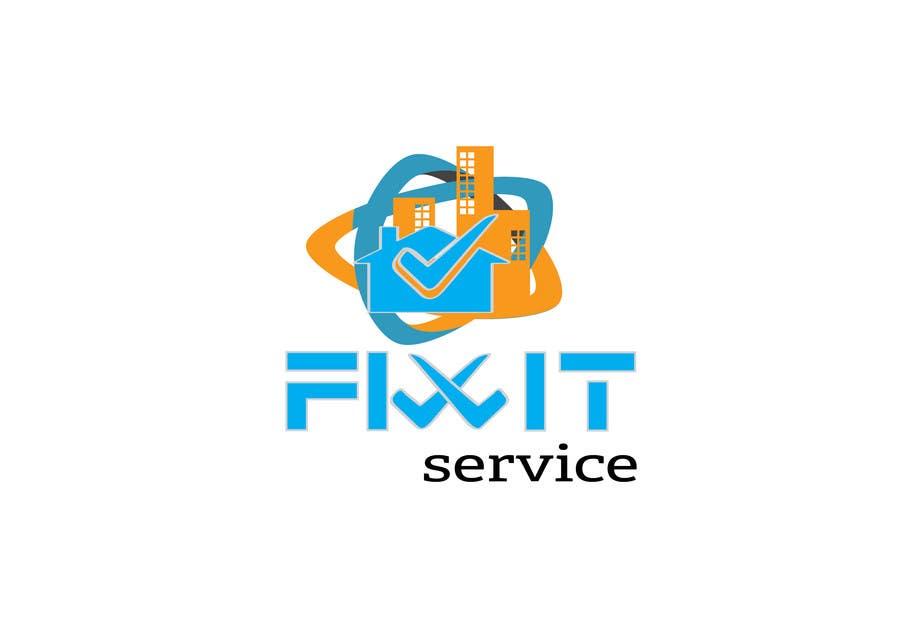 Penyertaan Peraduan #11 untuk Design a Logo for Fixitservice
