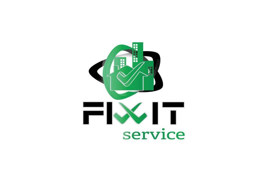 Penyertaan Peraduan #51 untuk Design a Logo for Fixitservice