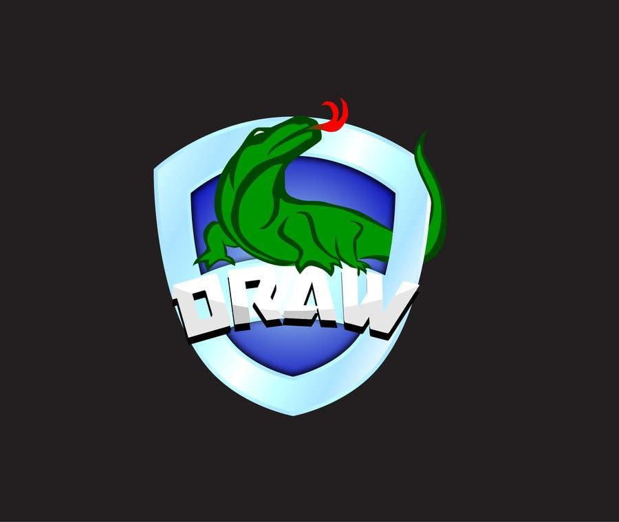 Kilpailutyö #62 kilpailussa Design a Logo for League of Legend team 'DRAW'