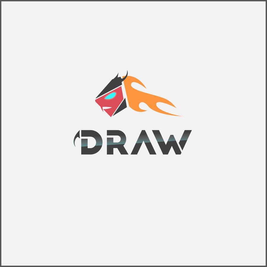 Kilpailutyö #23 kilpailussa Design a Logo for League of Legend team 'DRAW'