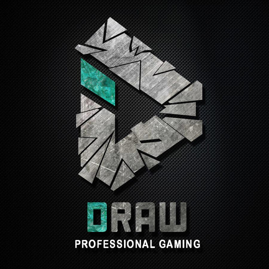 Kilpailutyö #4 kilpailussa Design a Logo for League of Legend team 'DRAW'