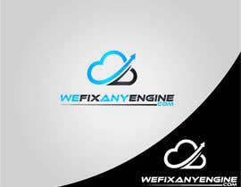 #25 para Design a Logo for wefixanyengine.com por aliesgraphics40