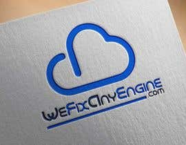 #19 for Design a Logo for wefixanyengine.com af AndriiOnof