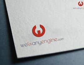 #16 for Design a Logo for wefixanyengine.com af Arindam1995