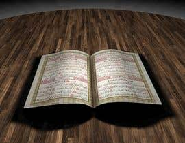 #11 cho Do some 3D Modelling for a book of quran bởi gokuGX
