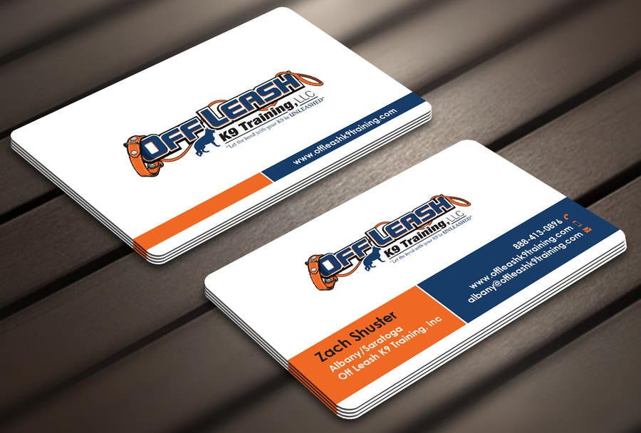Magnificent Dog Trainer Business Cards Contemporary - Business ...