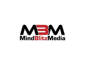 #11 for Design a Logo for Mind Blitz Media af feroznadeem01
