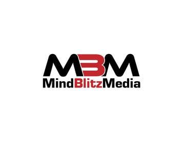 Nro 11 kilpailuun Design a Logo for Mind Blitz Media käyttäjältä feroznadeem01